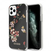 Guess Flower Collection Case 04 for iPhone 11 Pro Max (black)