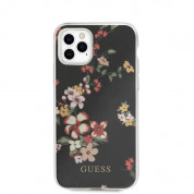 Guess Flower Collection Case 04 for iPhone 11 Pro Max (black) 3