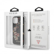 Guess Flower Collection Case 04 for iPhone 11 Pro Max (black) 6
