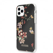 Guess Flower Collection Case 04 for iPhone 11 Pro Max (black) 1