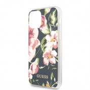 Guess Flower Collection Case 03 for iPhone 11 Pro Max (black) 3