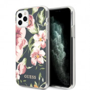 Guess Flower Collection Case 03 for iPhone 11 Pro Max (black)