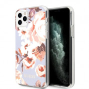 Guess Flower Collection Case 02 for iPhone 11 Pro Max (white)