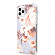 Guess Flower Collection Case 02 for iPhone 11 Pro Max (white) 1