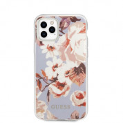 Guess Flower Collection Case 02 for iPhone 11 Pro Max (white) 3