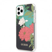 Guess Flower Collection Case 01 for iPhone 11 Pro Max (black) 1
