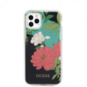 Guess Flower Collection Case 01 for iPhone 11 Pro Max (black) 5