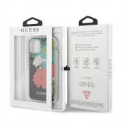Guess Flower Collection Case 01 for iPhone 11 Pro Max (black) 4