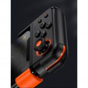 Baseus GAMO Mobile One-Handed Gaming Keyboard (GMGA05-01) - геймърска клавиатура за мобилни телефони (черен) 5