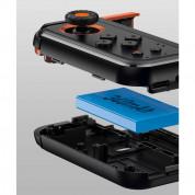 Baseus GAMO Mobile One-Handed Gaming Keyboard (GMGA05-01) - геймърска клавиатура за мобилни телефони (черен) 7