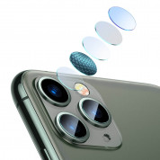 Baseus Gem Lens Film for iPhone 11 Pro, iPhone 11 Pro Max (clear) 5
