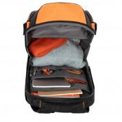 Urban Armor Gear STD Issue 24 liter Backpack - висококачествена водонепромокаема раница за MacBook Pro 16, и лаптопи до 16 инча (оранжев) 5