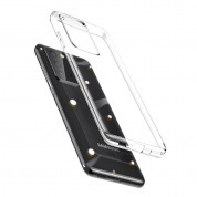Baseus Simple Case for Samsung Galaxy S20 Ultra (transparent) 2