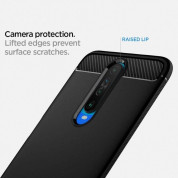 Spigen Rugged Armor Case for Xiaomi Pocophone X2, Xiaomi Redmi K30 (matte black) 6
