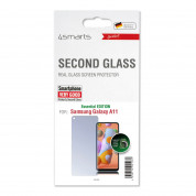 4smarts Second Glass Essential for Samsung Galaxy A11 (clear) 1