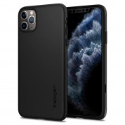 Spigen Thin Fit Classic Case for iPhone 11 Pro (black)
