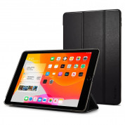Spigen Case Smart Fold and stand for iPad 7 (2019) (black) 1