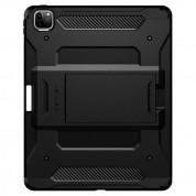 Spigen Tough Armor Pro Case - хибриден кейс с най-висока степен на защита за iPad Pro 12.9 (2020) (черен) 7