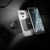 Spigen Kuel QS40 Metal Body Quad Magnetic Car Mount Holder (gunmetal) 8