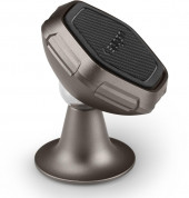 Spigen Kuel QS40 Metal Body Quad Magnetic Car Mount Holder (gunmetal)