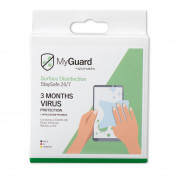 4smarts MyGuard Set of 12 Universal Surface Disinfection StaySafe 24/7 3