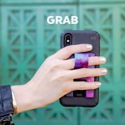 Speck GrabTab Holder - поставка и аксесоар против изпускане на вашия смартфон (светлосин) 4