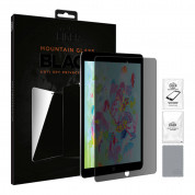 Eiger Mountain Glass Black Anti-Spy Privacy Filter Tempered Glass for iPad 6 (2018), iPad 5 (2017)