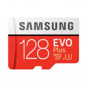 Samsung MicroSD 128GB EVO Plus 4K UHD Videos Memory Card