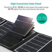 RAVPower Solar Charger 24W - сгъваем соларен панел зареждащ директно вашето устройство от слънцето 3