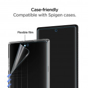Spigen Neo FLEX HD Screen Protector for Samsung Galaxy Note 10 Plus 2