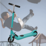 Denver Kids Kick Scooter With Electrical Motor - детски скутер с електрически мотор (светлосин) 3