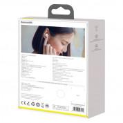 Baseus Encok W07 TWS In-Ear Bluetooth Earphones - безжични блутут слушалки със зареждащ кейс за мобилни устройства (бял) 6