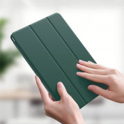 Baseus Simplism Magnetic Leather Case for iPad Pro 12.9 (2020) (green) 5