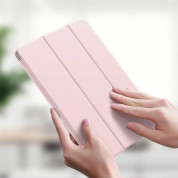 Baseus Simplism Magnetic Leather Case for iPad Pro 12.9 (2020) (pink) 4