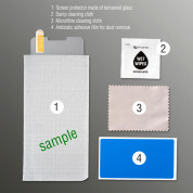4smarts Second Glass 2.5D for Xiaomi Redmi Note 9 (clear) 2