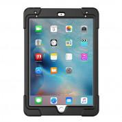 Eiger Peak 500m Case - удароустойчив хибриден кейс от най-висок клас за iPad mini 5, iPad mini 4 (черен) 4