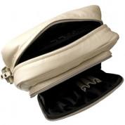 Krusell Kalix Laptop Bag 14 - чанта за таблети и преносими компютри до 14 инча (бял-кремав) 2