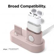 Elago Trio Charging Hub Pro (sand pink) 2