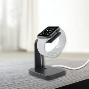 Macally Apple Watch Stand (black) 12
