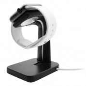 Macally Apple Watch Stand (black) 6