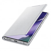 Samsung LED View Cover EF-NN985PSEGEU for Samsung Note 20 Ultra (silver) 3