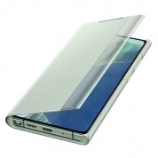 Samsung Clear View Cover EF-ZN980CMEGEU for Samsung Galaxy Note 20 (mint) 3