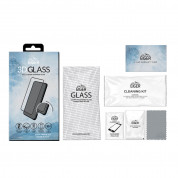 Eiger 3D Glass Edge to Edge Full Screen Tempered Glass for Sony Xperia 1 II (black-clear) 1