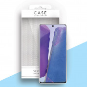 Case FortyFour No.1 Case - силиконов (TPU) калъф за Samsung Galaxy Note 20 (прозрачен) 2
