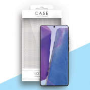 Case FortyFour No.1 Case - силиконов (TPU) калъф за Samsung Galaxy Note 20 (черен) 1