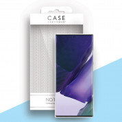 Case FortyFour No.1 Case - силиконов (TPU) калъф за Samsung Galaxy Note 20 Ultra (прозрачен) 2