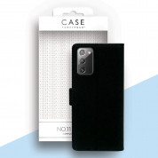 Case FortyFour No.11 Case for Samsung Galaxy Note 20 (black) 1