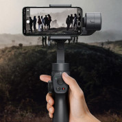 Baseus 3-Axis Gimbal Stabilizer for photos and video recording for iOS and Android  - уникален захващащ стабилизатор за смартфони 10