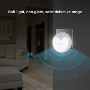 TeckNet LED08 3-Pack Motion Sensor LED Night Light 3