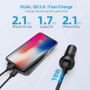 TeckNet Quick Charge 3.0 Car Charger (black) 4